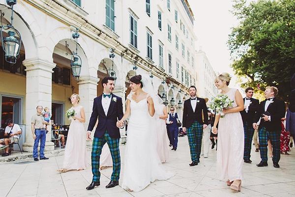 Elegant γάμος στην Κέρκυρα
