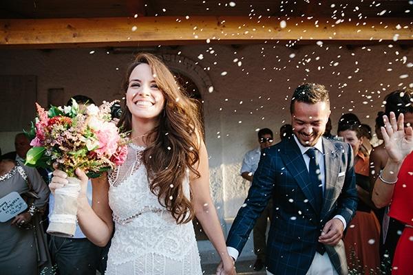 Φθινοπωρινός γάμος στην Πάτρα | Τζένη & Χρήστος