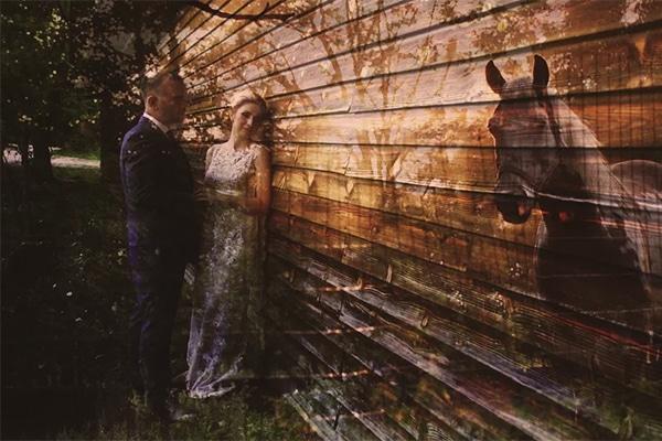 Ρομαντικο βιντεο γαμου | Χριστινα & Γιωργος