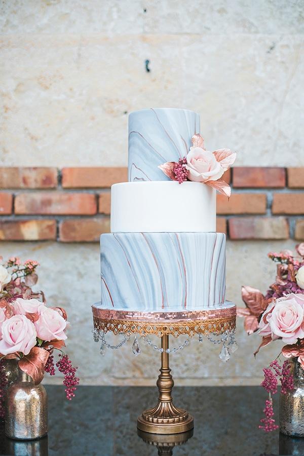 rose-gold-grey-wedding-decoration-ideas (9)