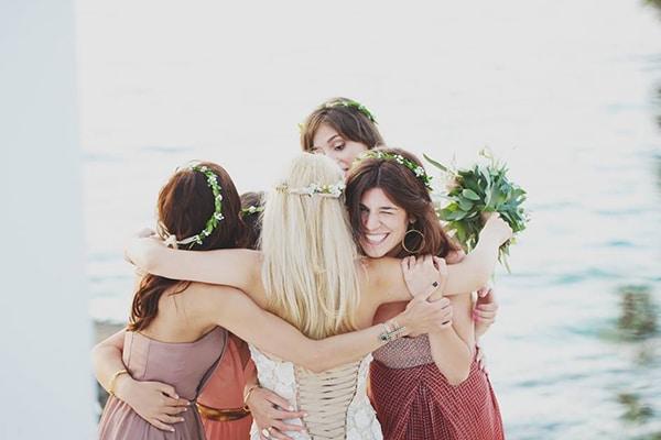 Αξέχαστος γάμος στις Σπέτσες | Φωτεινή & Γιάννης