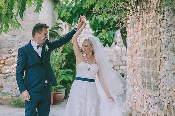 Country chic γάμος σε ξωκκλήσι | Ευδοκία & Βασίλης