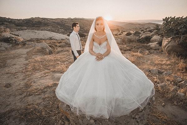 Ρομαντικο βιντεο γαμου στην Τηνο | Μαρια & Γιαννης
