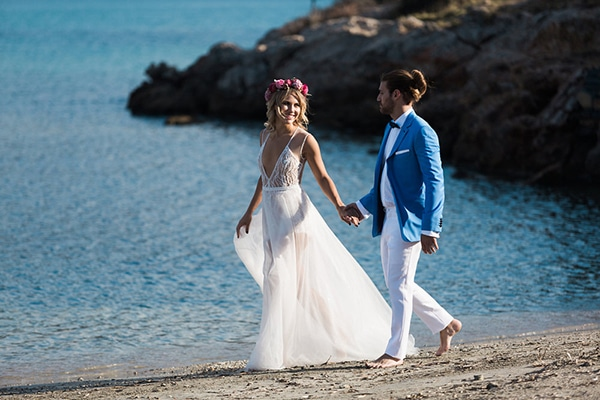 Boho chic inspiration at the Grand Resort Lagonissi