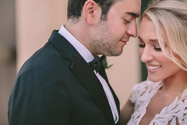 Ρομαντικός destination γάμος στην Αθήνα | Άντζελα & Δημήτρης