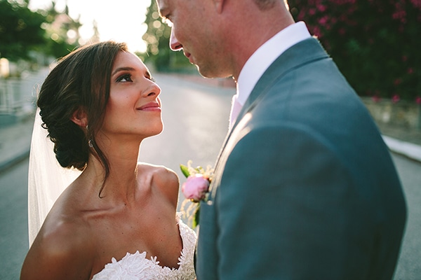 Elegant wedding in Kefalonia | Effie & Matthew