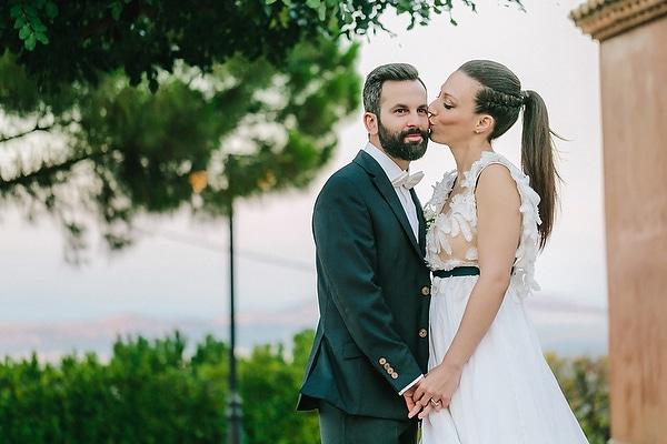 Καλοκαιρινός γάμος στο Κτήμα Λαας | Αντιγόνη & Σπύρος