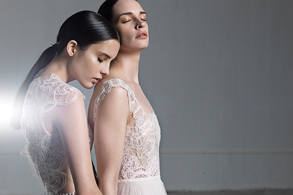 Elegant & αερινα νυφικα Βασια Τζοτζοπουλου | 2017 Bridal Collection