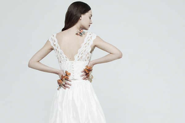 The Butterflies Bridal Collection | Teti Charitou