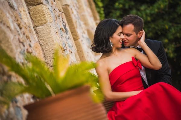 Όμορφος γάμος στο Ιπποστάσιο Μεϊμαρίδη | Δανάη & Σπύρος