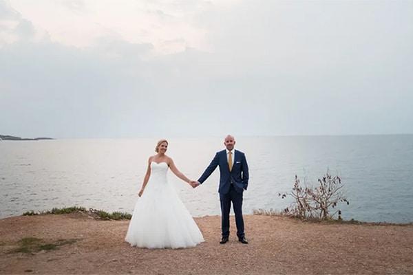 Καλοκαιρινος γαμος στo Ble Pavillion | Τατιαννα & Κωνσταντινος