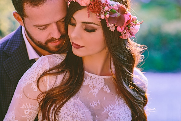 Πολιτικός γάμος που θα λατρέψετε | Τζένη & Κωνσταντίνος