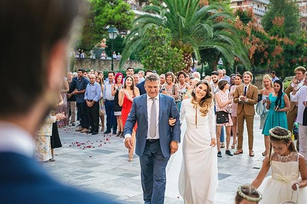 Chic γαμος στη Θεσσαλονικη | Mary & Oscar