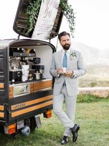 Mobile espresso bar