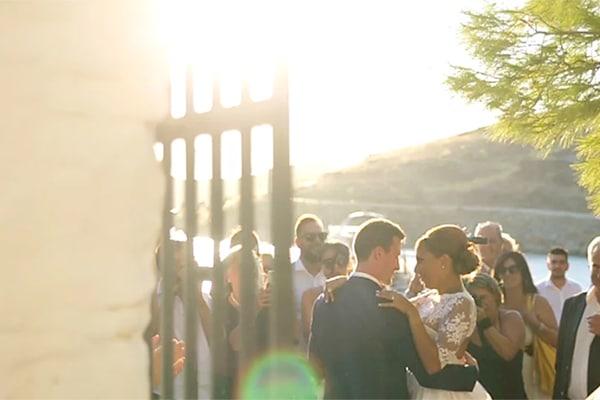 Ομορφο βιντεο γαμου στην Κεα | Κωνσταντινα & Γερασιμος