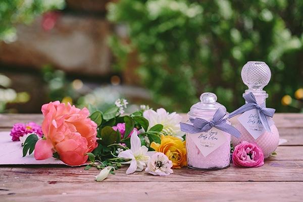 Ρομαντικές μπομπονιέρες γάμου