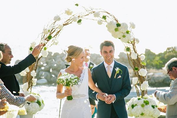 Μοντερνος γαμος στην Κρητη
