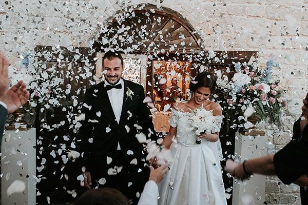 Elegant φθινοπωρινος γαμος στο Aphrodite Hills | Σταλω & Γιαννης