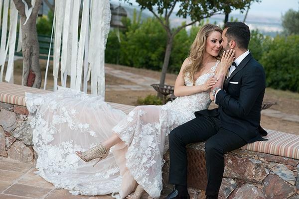 Καλοκαιρινός γάμος στο Κτήμα Λαας | Ιωάννα & Γιώργος