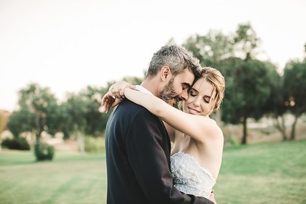 Ρομαντικος καλοκαιρινος γαμος στο Minthis Hills | Βαλεντινα & Χρηστος