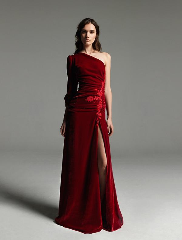 βραδυνα-φορεματα-για-γαμο-χειμωνα