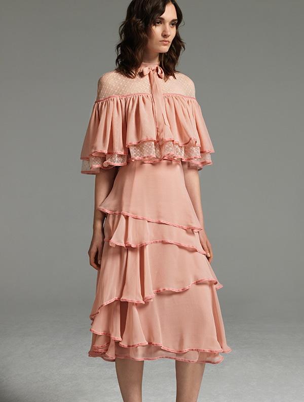 φορεματα-για-κουμπαρα-σε-γαμο