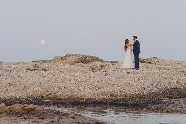 Όμορφος φθινοπωρινός γάμος στις Σπέτσες | Μαίρη & Γιώργος