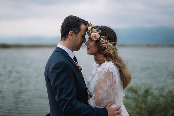 Chic rustic γαμος στο Αιγιο | Αλεξανδρα & Κυριακος