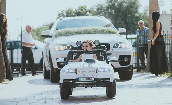 Γλυκια ιδεα με αυτοκινητακι