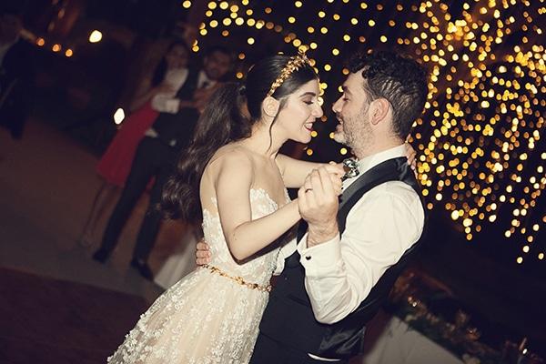 Παραμυθένιος γάμος στην Κύπρο | Εύα & Θωμάς