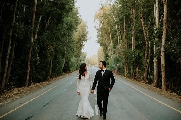 Όμορφος φθινοπωρινός γάμος στην Κύπρο | Λωρένα & Άθως