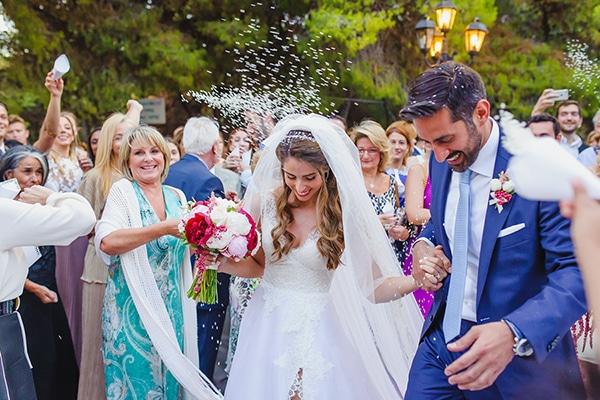 Πανέμορφος καλοκαιρινός γάμος | Χριστιάνα & Αναστάσης