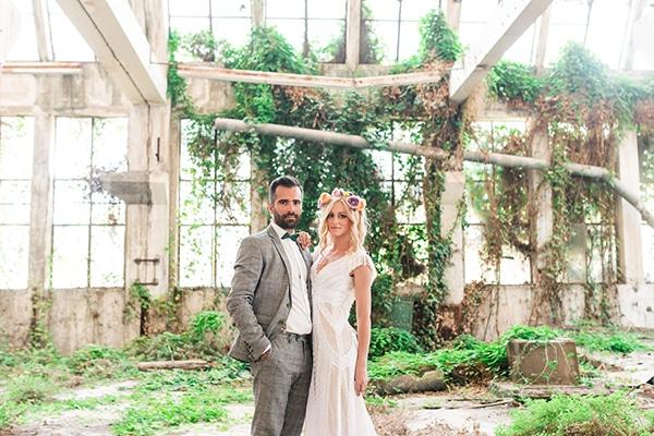 Όμορφος vintage γάμος | Ελπίδα & Νίκος