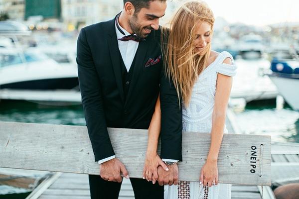 Καλοκαιρινος κρητικος γαμος | Μαρκος & Βιβη