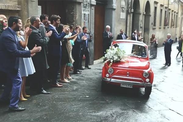 Unique wedding in Tuscany | Rozina & Nico