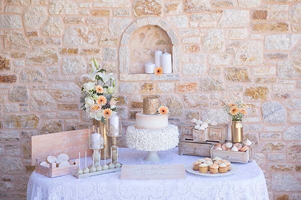 Ιδεες για ενα φανταστικο dessert table