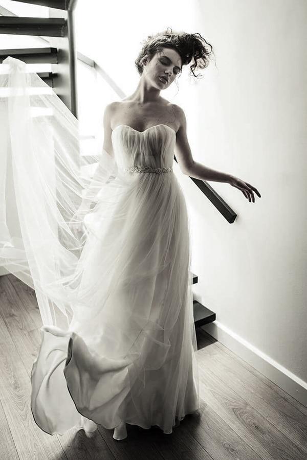 Νυφικο φορεμα Alexia Kirmitsi