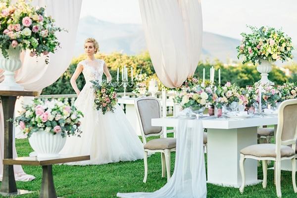 The most romantic wedding inspiration ever