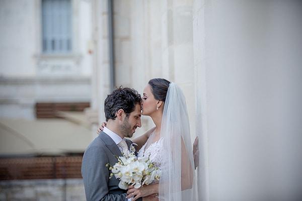 Όμορφος ρομαντικός γάμος στη Λεμεσό