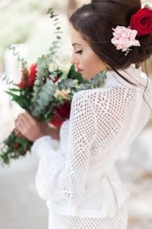 Αξεσουαρ για τα μαλλια της νυφης