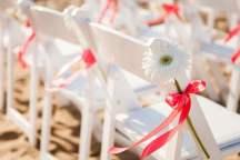 Διακοσμηση γαμου σε παραλια