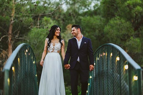 Rustic chic γάμος στο κτήμα Lexeko| Αγγελική & Πάρης