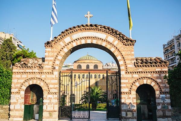 Αποτέλεσμα εικόνας για εκκλησιες θεσσαλονικη