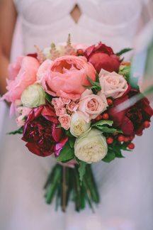 Νυφικη ανθοδεσμη για καλοκαιρινο γαμο