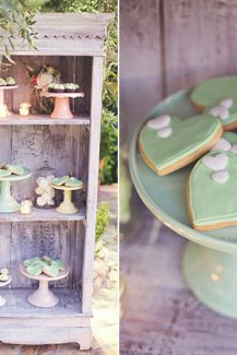 Dessert table – ραφακι