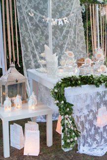 Στολισμος dessert table
