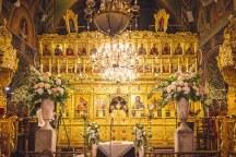 Διακοσμηση εκκλησιας για γαμο