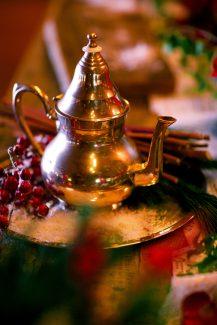 Διακοσμηση γαμου με χριστουγεννιατικο θεμα