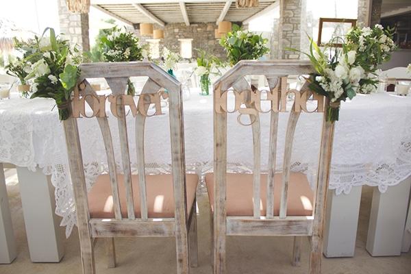 Ιδεες για τη διακοσμηση καρεκλας