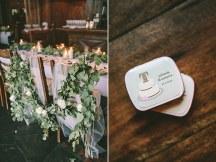 Διακοσμηση καρεκλας γαμου με γιρλαντα λουλουδιων